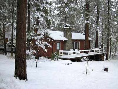 Cabins In Wrightwood