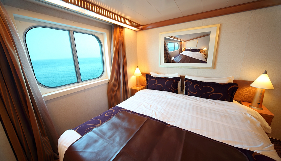 cruise ship cabin guide how to pick best option Cruise Ship Cabin