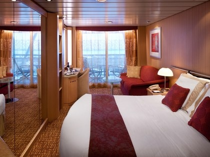 cruise ship cabins with benefits cond nast traveler Cruise Ship Cabin