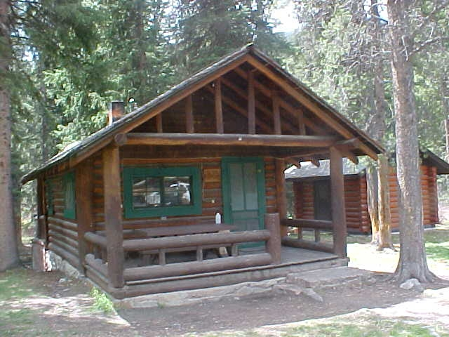 custer gallatin national forest mill creek cabin Montana Forest Service Cabins