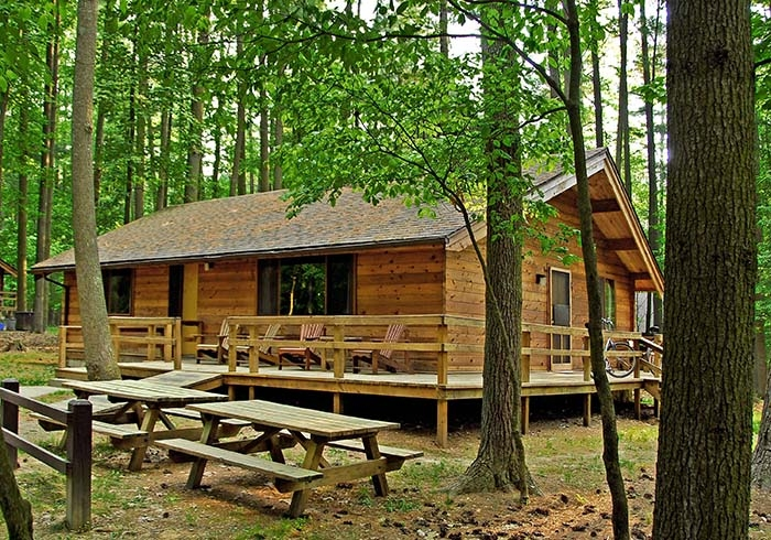 discounted mid week cabin rentals appeal to many west Wv State Parks Cabins