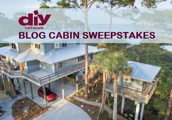diy hgtv blog cabin sweepstakes sweepstakesbible Hgtv Cabin Sweepstakes