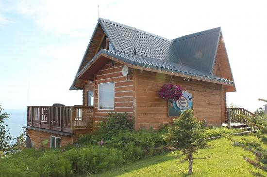 dovetail picture of alaska adventure cabins homer Alaska Adventure Cabins