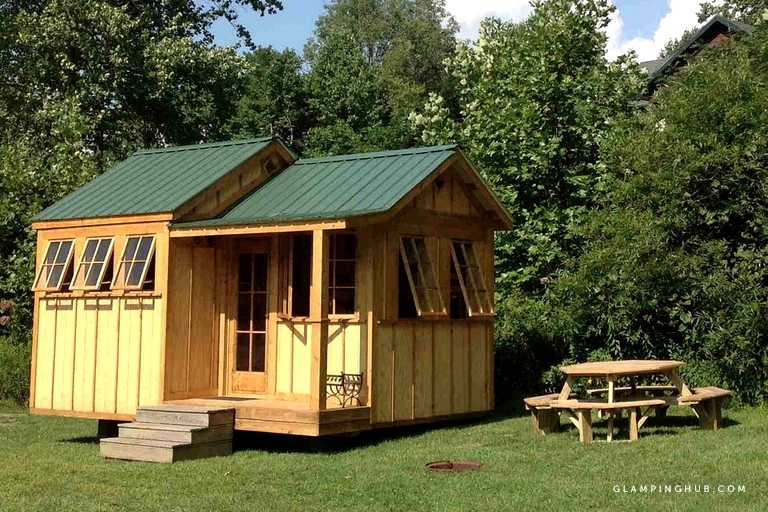 family friendly cabin rental with playground near pisgah national forest north carolina Pisgah National Forest Cabins