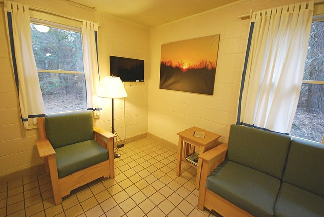 featured cabin 9 at first landing state park with virtual First Landing State Park Cabins