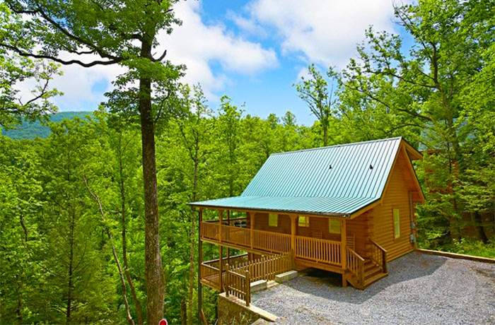 find the most secluded log cabins in pigeon forge tn Gatlinburg Secluded Cabins