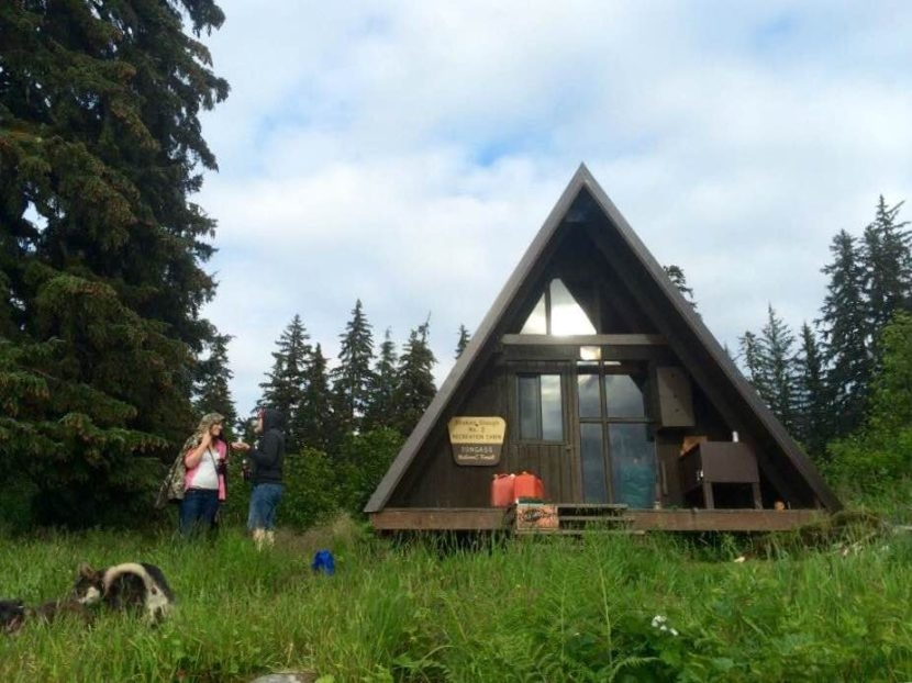 forest service wrangell residents looking for ways to Forest Service Cabins Juneau