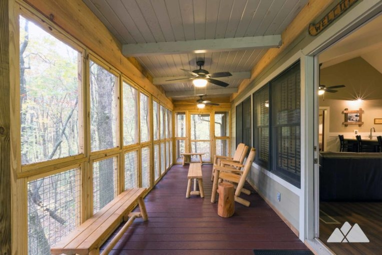 fort mountain state park cabin review atlanta trails Ga State Parks Cabins