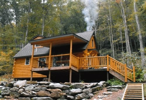 foxfire river mountain cabins cookforest Cabins In Cooks Forest