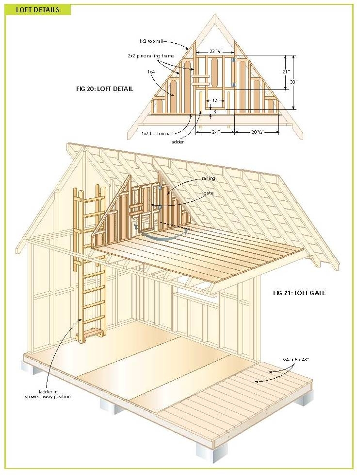 free wood cabin plans free step step shed plans Cabin Building Plans