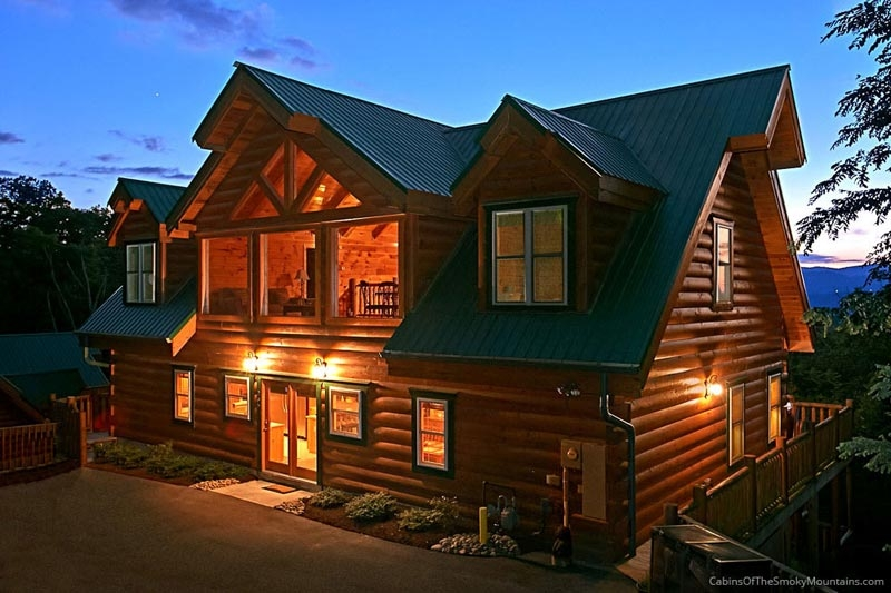 gatlinburg tn cabins smoky mountain rentals from 85 Cabins In Tennesee