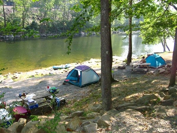 greenbrier river campground in alderson west virginia Camping Cabins In Virginia