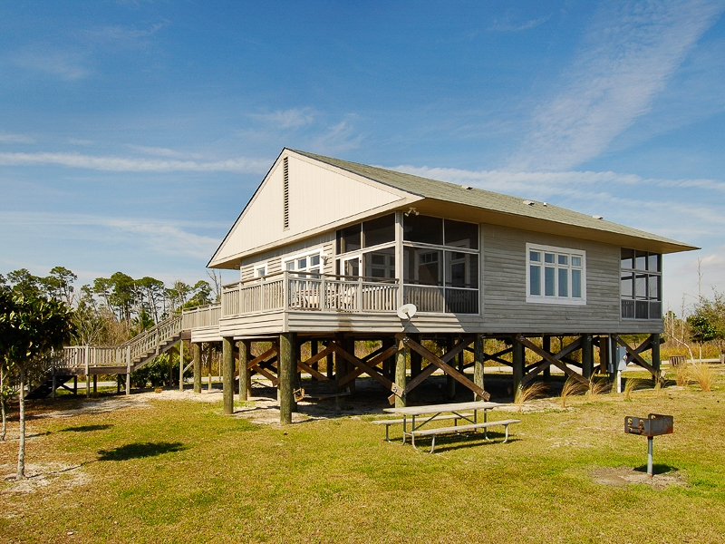 Minimalist Cabins In Gulf Shores