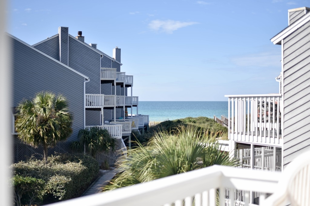 gulf view end unit only 60 steps to beach pet friendly Pet Friendly Cabins In Florida
