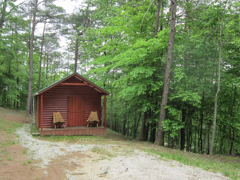 h p cabins secluded area the kentucky river 2 Cabin In Kentucky