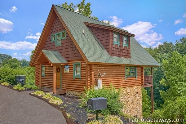 hanky panky a pigeon forge cabin rental Piegon Forge Cabins