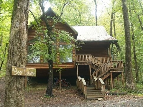 head to rivers edge cottages on the upper mountain fork Mountain Fork River Cabins