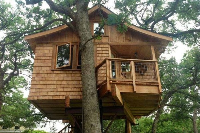 here are 6 one of a kind cabins in michigan Presque Isle Cabins