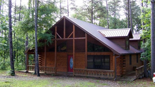 hickory hill cabins choctaw country Hickory Hill Cabins