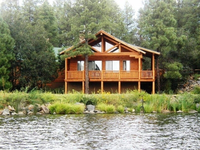 home lake of the woods az Cabins In Pinetop Az