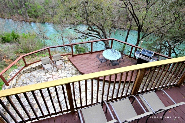 homey 12 person cabin rental along the guadalupe river in texas Cabins On Guadalupe River