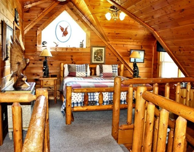 honeymoon cabin in pigeon forge mountain air cabin rentals Piegon Forge Cabins