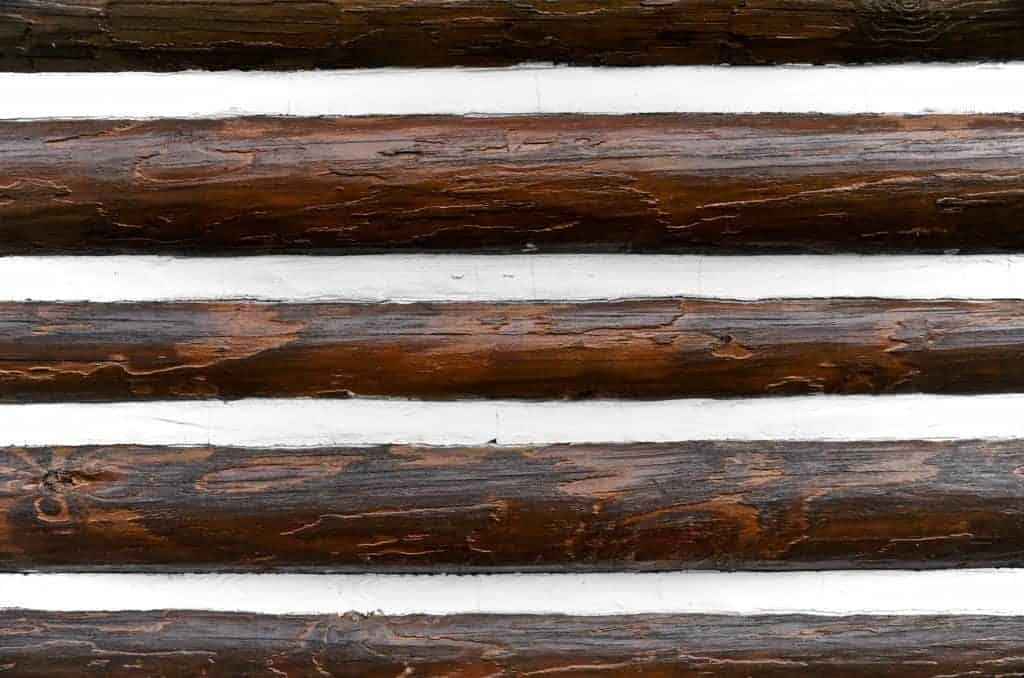 how long does log cabin chinking last outdoor troop Log Cabin Chinking