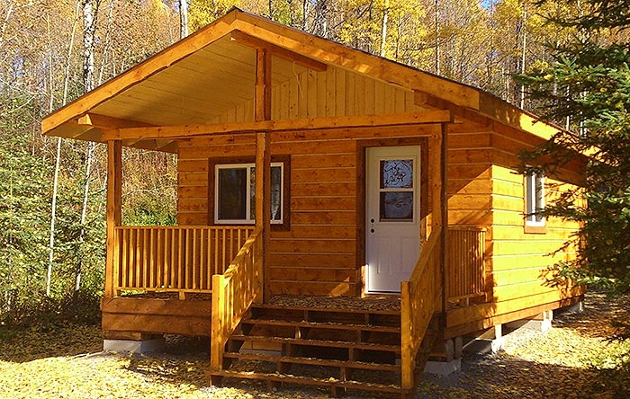 how to build an off grid cabin on a budget off grid world Small Cabins To Build Yourself