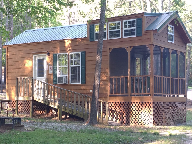 jellystone family cabins in mississippi Jellystone Park Cabins