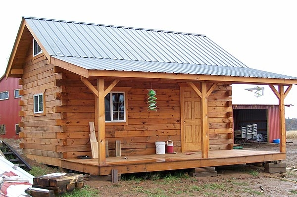 Permalink to Cozy Pre Built Log Cabins Wisconsin