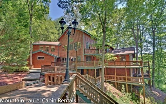 jordan lodge located in cherry log north ga cabin rental Savannah Ga Cabins