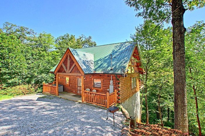 jungle boogie video walk through Gatlinburg Secluded Cabins