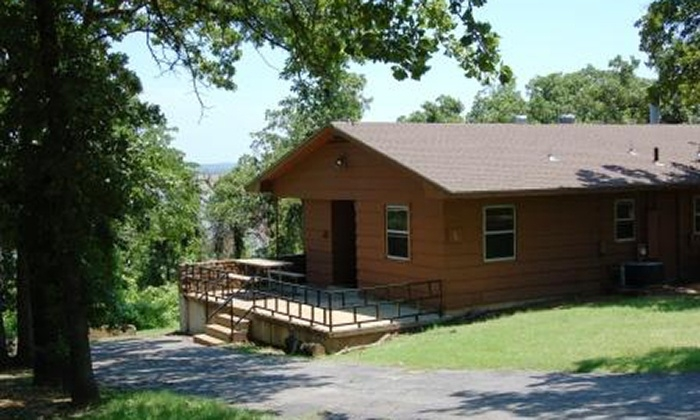 keystone state park in sand springs ok groupon getaways Lake Keystone Cabins