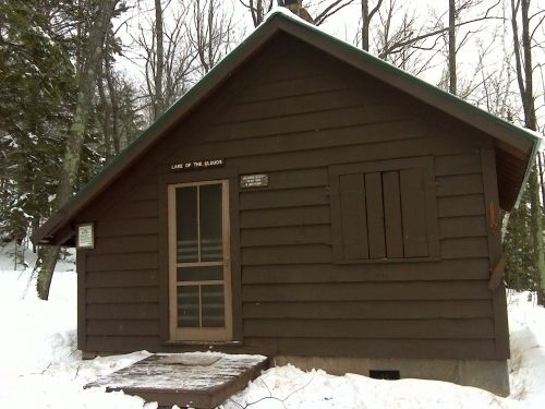 lake of the clouds cabin hike michigan alltrails Porcupine Mountain Cabins