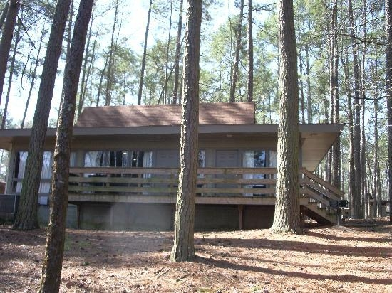 lake side of cabin picture of lake guntersville state park Lake Guntersville State Park Cabins