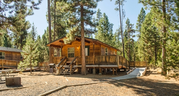 lapine state park oregon state parks and recreation Oregon State Parks Cabins