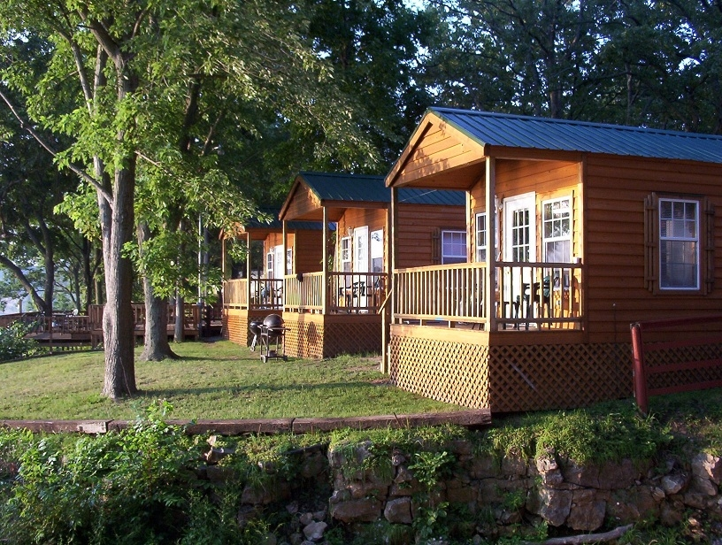 lees grand lake resort grove oklahoma cabinboat pkgs Cabins At Grand Lake