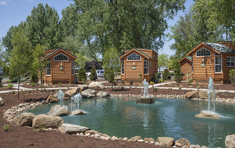 lighthouse point cabins and cottages at cedar point ohios Cabins In Sandusky Ohio