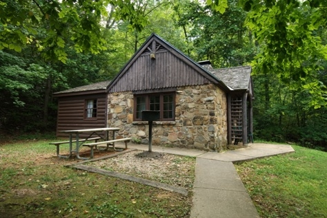 lodging missouri state parks Cabins In St Louis Mo