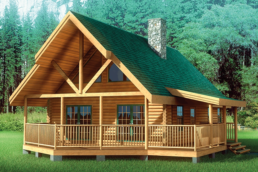 log home floor plans log cabin floor plans Cabin Kits Washington