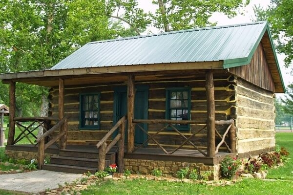 log home plans 40 totally free diy log cabin floor plans Small Cabins To Build Yourself