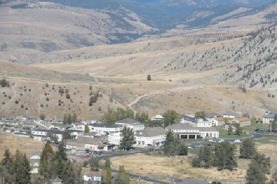 mammoth hot springs hotel cabins updated 2019 prices Mammoth Hot Springs Hotel And Cabins