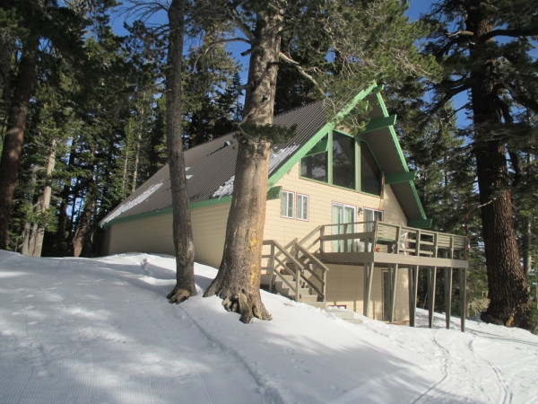 mammoth mountain chalets mammoth lakes real estate Mammoth Mountain Cabin