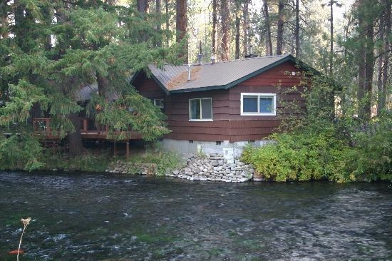 metolius river lodges review of metolious river lodges Metolius River Cabins