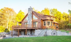 modular log homes prefab cabins manufactured in pa Cabin Style Manufactured Homes