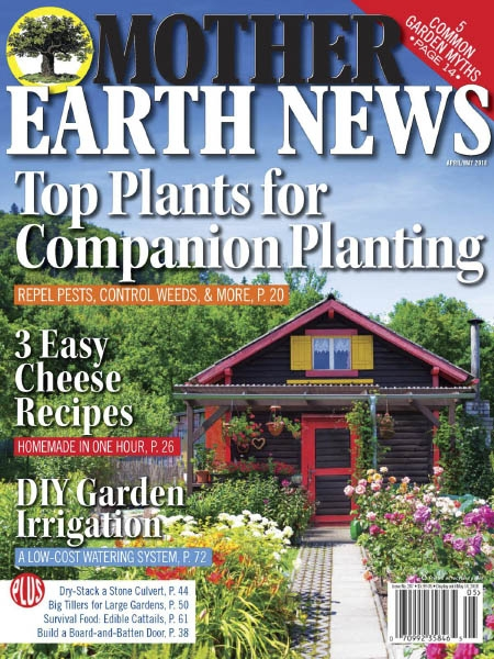mother earth news 0405 2018 download pdf magazines Mother Earth Build This Cozy Cabin