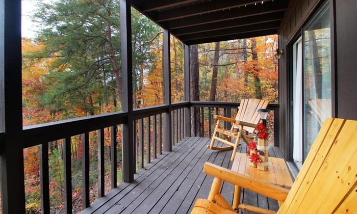 mountain air cabin rentals in sevierville tn groupon Mountain Air Cabins