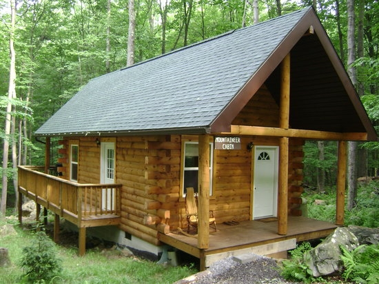 mountain creek cabins updated 2019 campground reviews Coopers Rock Cabins