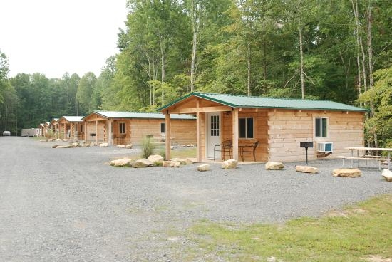 mountain lake campground and cabins updated 2019 prices Cabins In Summersville Wv