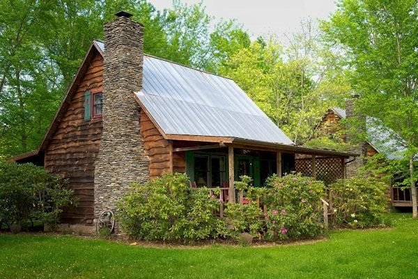 mountain springs log cabins in asheville nc cabin rentals Cabins In Ashville